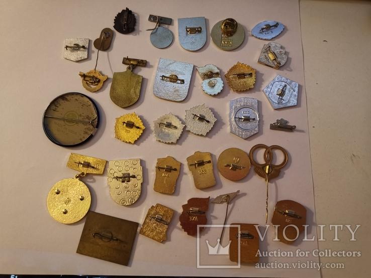Набор значков (разные), фото №4