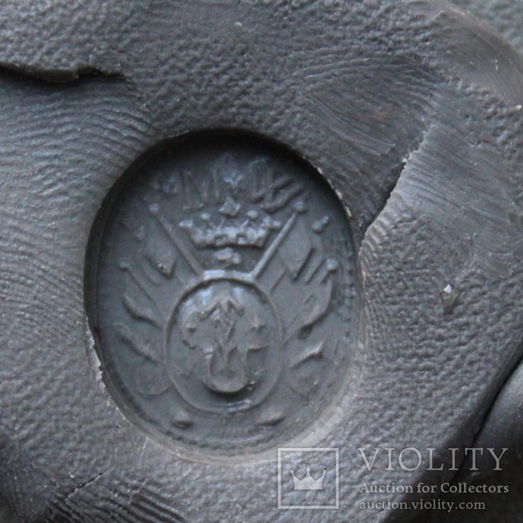 Перстень-печатка Сас, фото №4