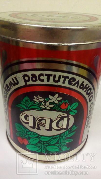 Большая банка.  Чай с добавками растительного сырья., фото №6