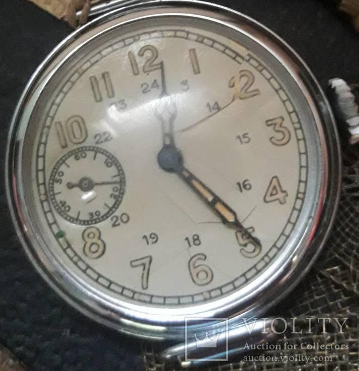 Наградные часы Тов.Головченко (есть в википедии )нач.ЮЖД станц.на ходу