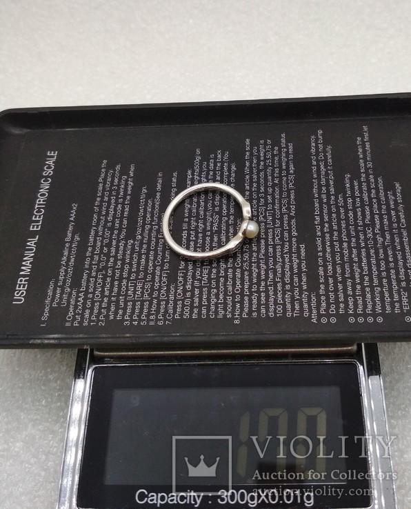 Pandora пандора кольцо Оригинал серебро, фото №5