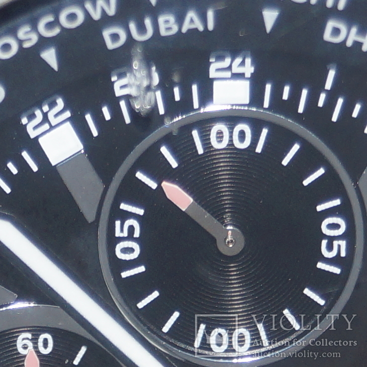Часы для лётчиков AVIATOR Traveller Collection., фото №13
