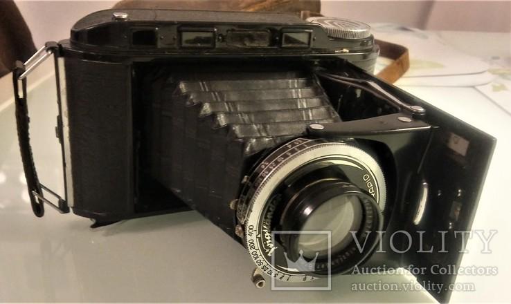 Фотоаппарат Voigtlander Bessa rapid 30-е годы., фото №2