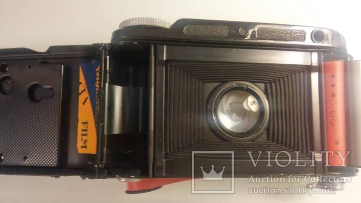 Фотоаппарат Voigtlander Bessa rapid 30-е годы., фото №4