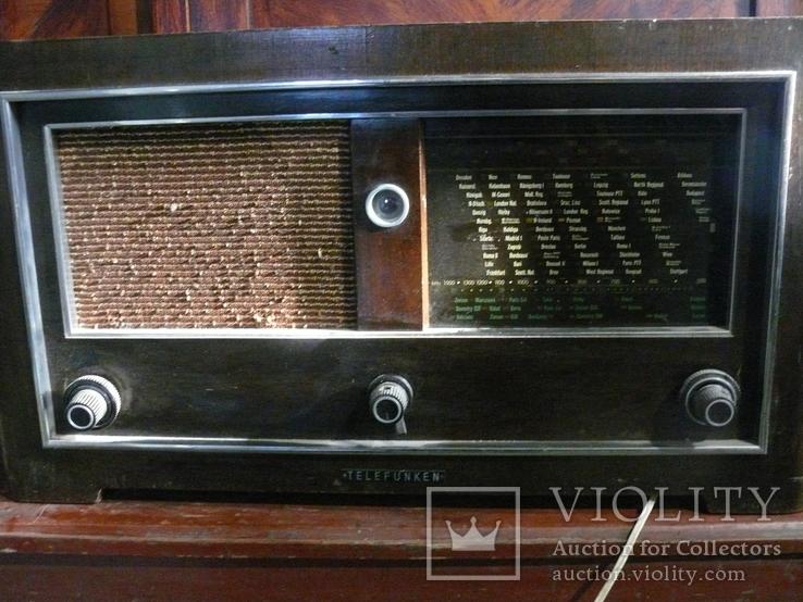 Telefunken 1937г, фото №4
