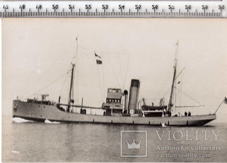 Старинная открытка. По первой мировой., фото №2