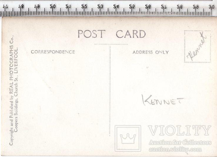 Старинная открытка. По первой мировой., фото №3