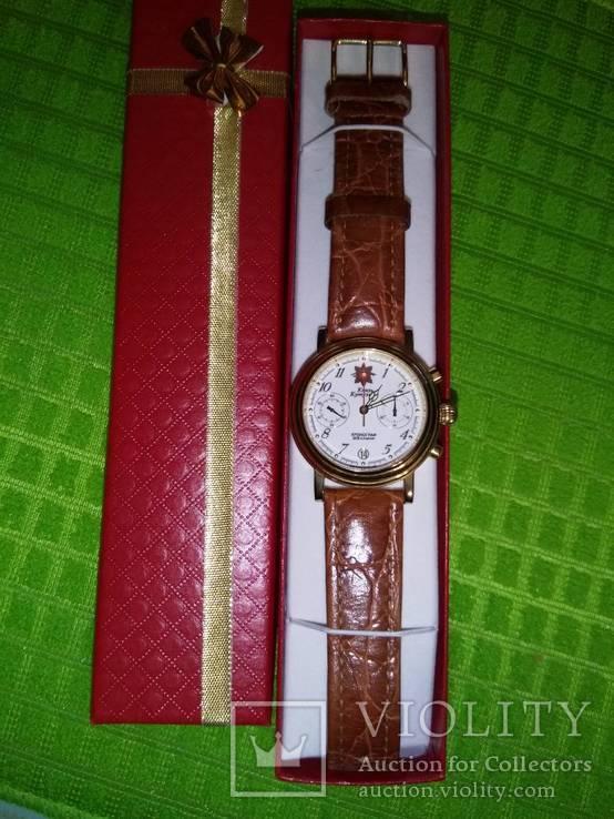 Часы наручные мужские Romanoff Империя Князь Кутузов, фото №3