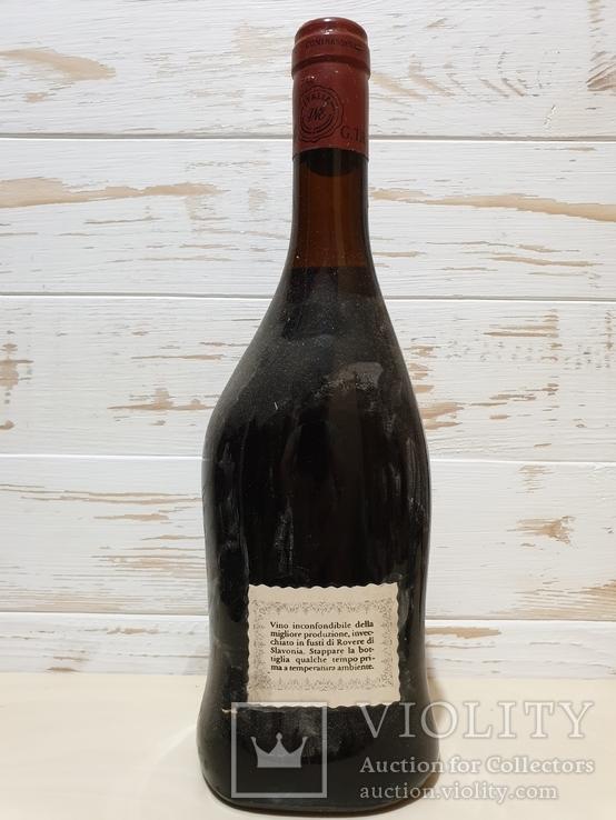 1981 Travaglini Gattinara 0.750L  12.5%vol., фото №5