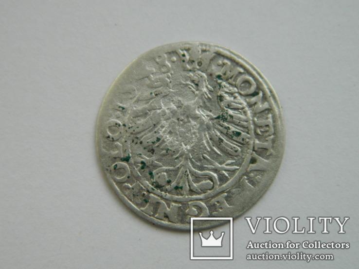 Коронний грош 1548 (Rare year) з 1 гривні