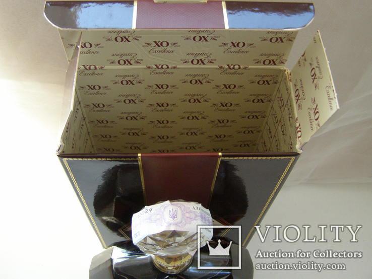 Коньяк Bisquit XO 0.7 литра 2006г, фото №11
