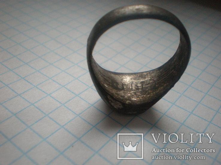 Перстень бійця У П А, фото №4