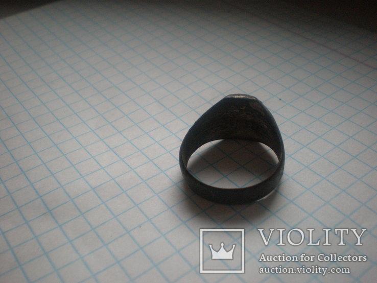 Перстень бійця У П А, фото №5