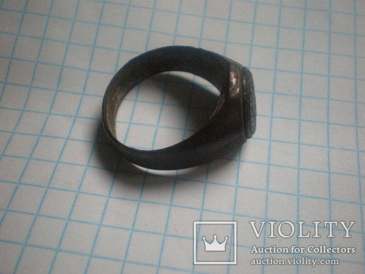 Перстень бійця У П А, фото №7