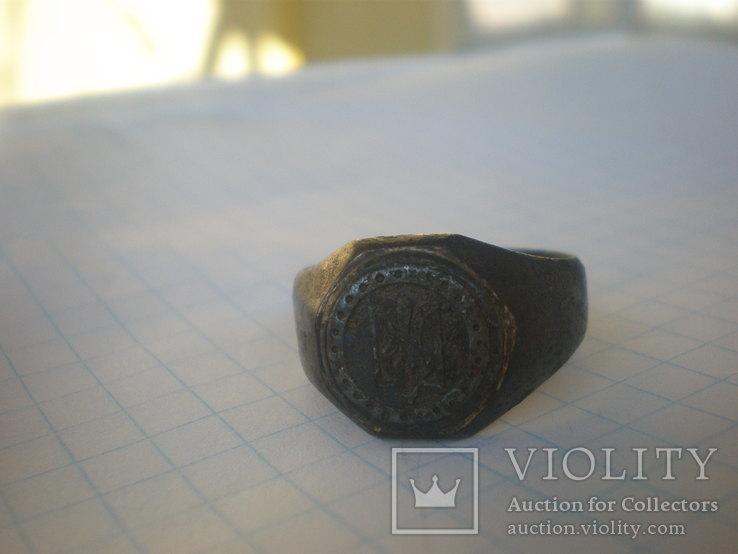 Перстень бійця У П А, фото №8