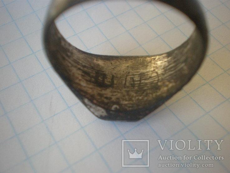 Перстень бійця У П А, фото №10