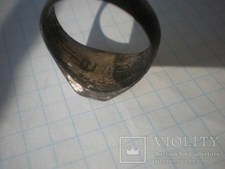 Перстень бійця У П А, фото №11