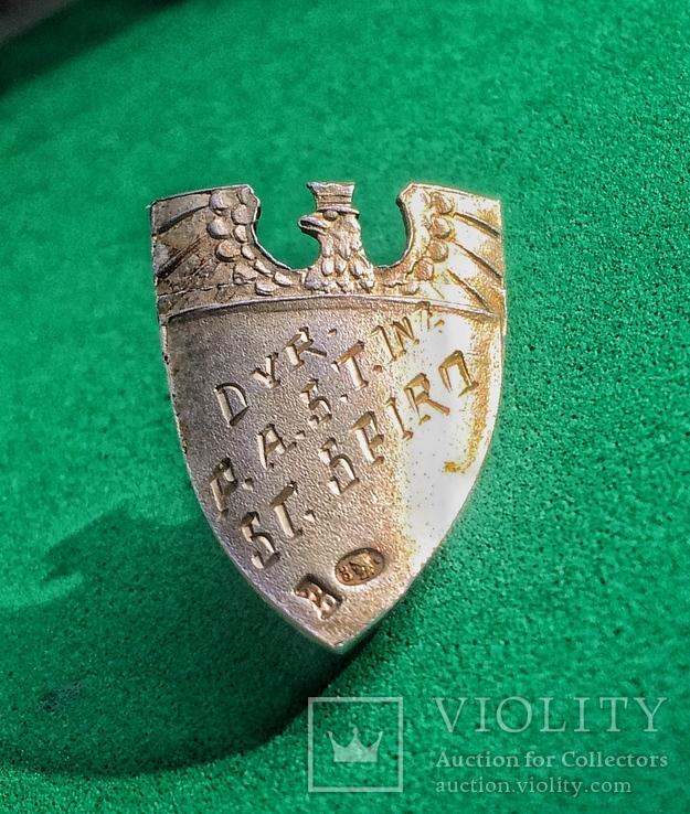 Орёл. Польская серебряная патриотика., фото №3