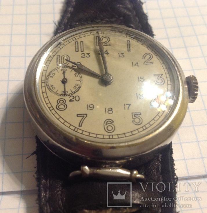 Старые советские часы