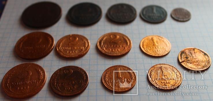 Дореформа 5,3,2,1,0.5 копеек 1924, фото №5
