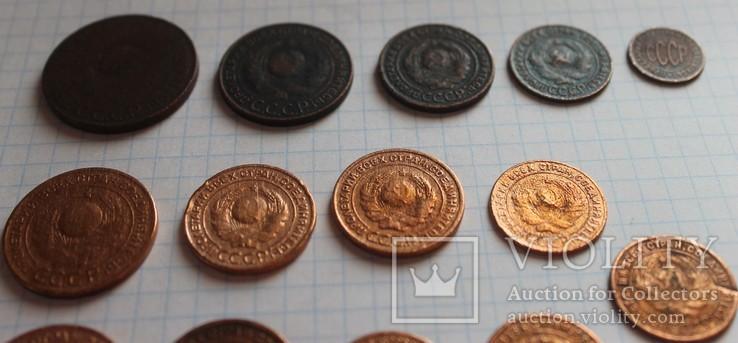 Дореформа 5,3,2,1,0.5 копеек 1924, фото №7