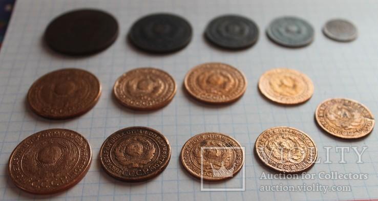 Дореформа 5,3,2,1,0.5 копеек 1924, фото №8