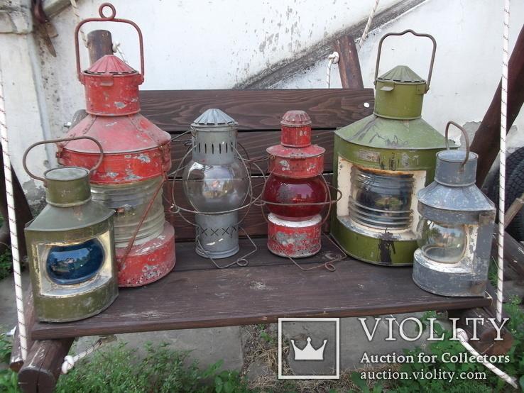 Коллекция керосиновых ламп и фонарей, фото №6