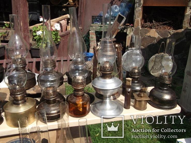 Коллекция керосиновых ламп и фонарей, фото №7