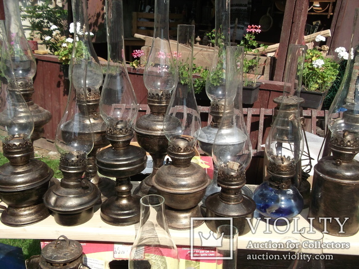 Коллекция керосиновых ламп и фонарей, фото №9