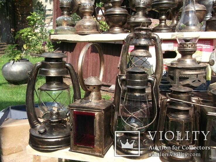 Коллекция керосиновых ламп и фонарей, фото №10
