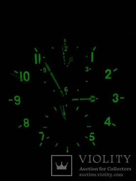 Часы авиационные АЧС-1, с паспортом., фото №11
