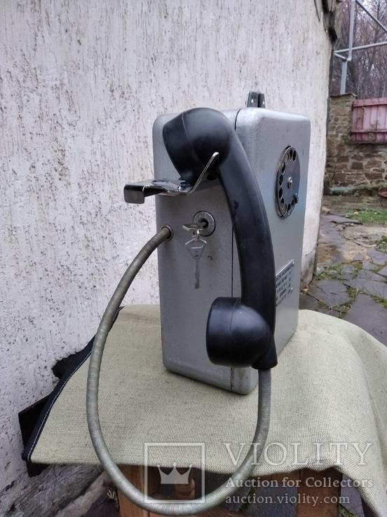 Таксофон СССР 15 коп, фото №10