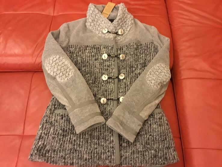 Дизайнерская куртка O.K.S., новая, р.М