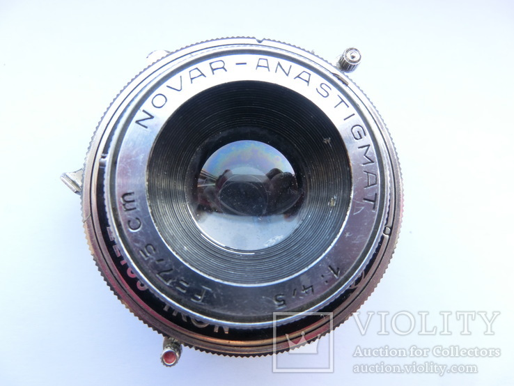 Объектив Novar - Anastigmat, фото №4
