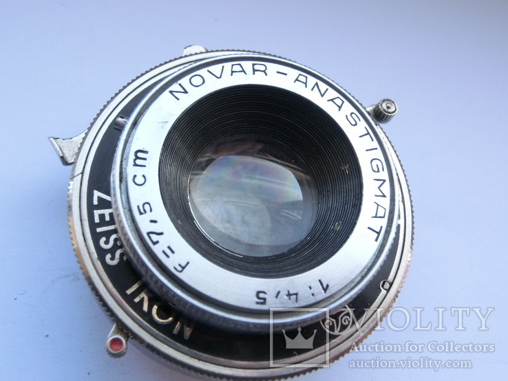Объектив Novar - Anastigmat, фото №10