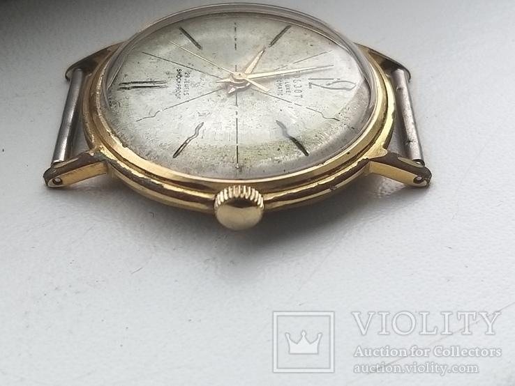 Часы Полет де люкс.позолота AU20, фото №9