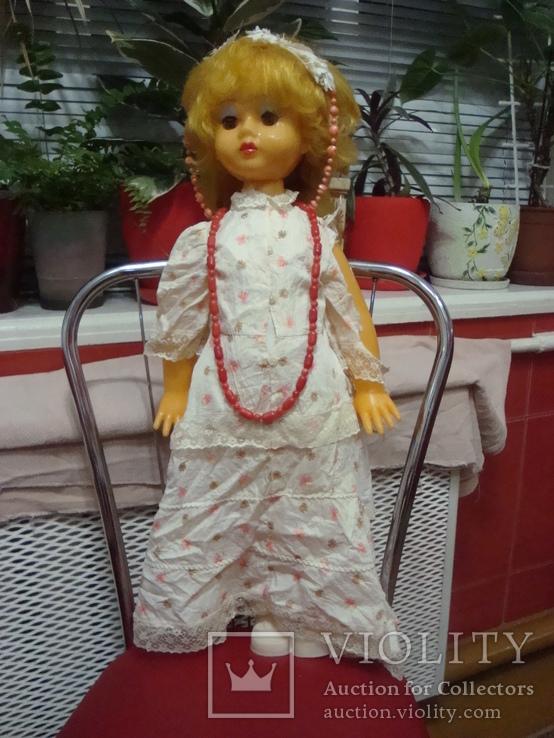Кукла высота 70см, фото №2