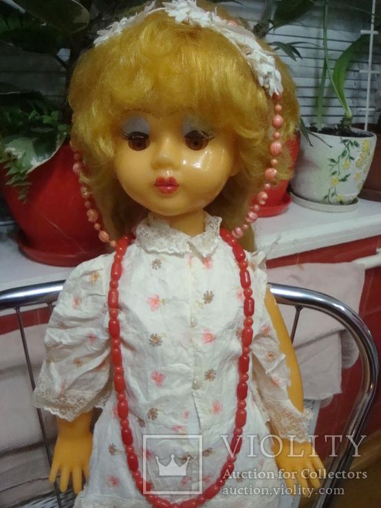Кукла высота 70см, фото №4