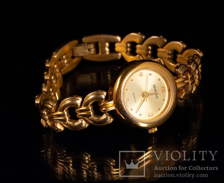 Женские часы SHIVAS, Japan, кварц, б.у., рабочие, фото №2
