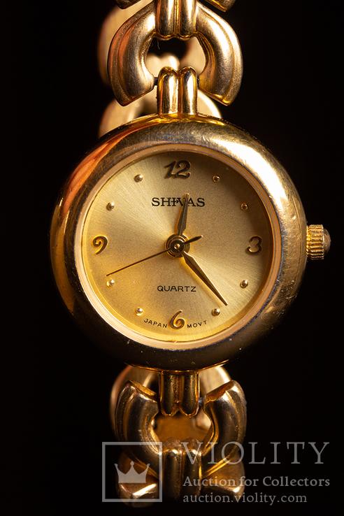 Женские часы SHIVAS, Japan, кварц, б.у., рабочие, фото №9