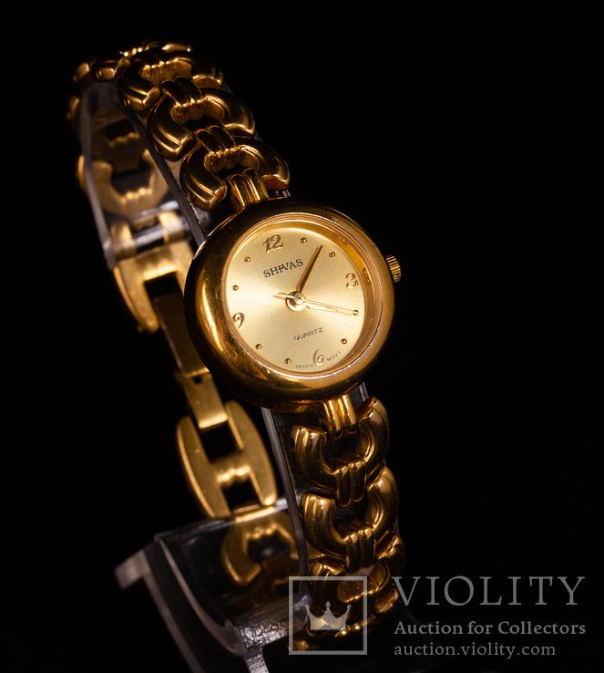 Женские часы SHIVAS, Japan, кварц, б.у., рабочие, фото №11