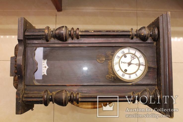 "Настенные часы ""Le Roi a Paris"", фото №3"