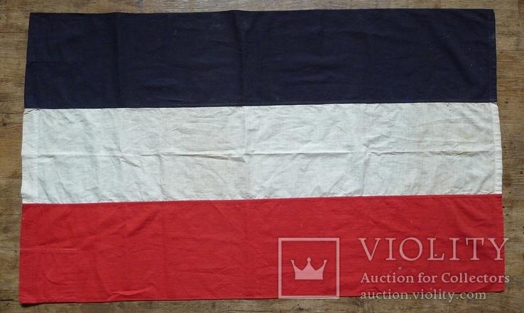 Флаг III Рейх. Триколор. Оригинал., фото №2