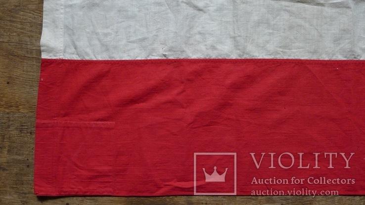Флаг III Рейх. Триколор. Оригинал., фото №7