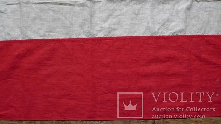 Флаг III Рейх. Триколор. Оригинал., фото №8