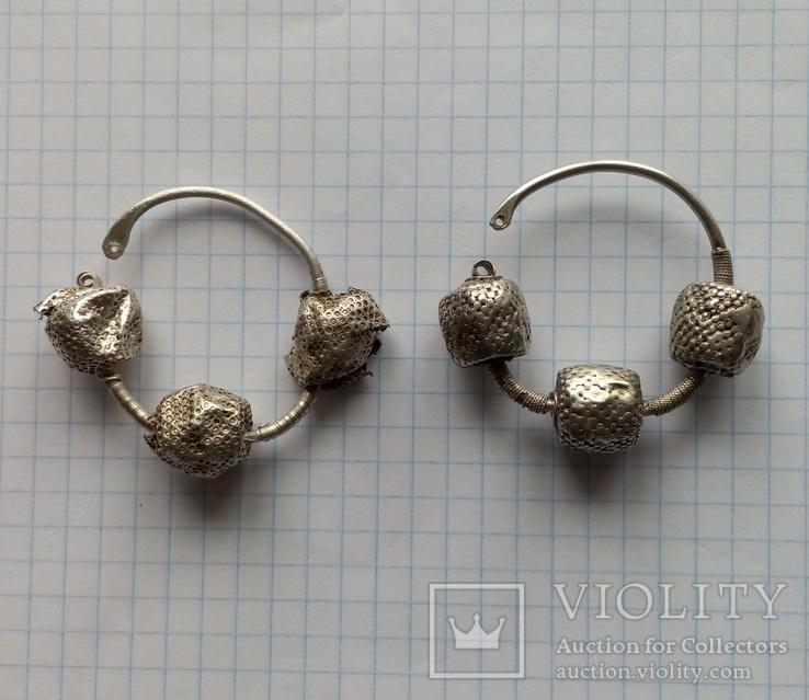 Срібні колти КР, фото №7