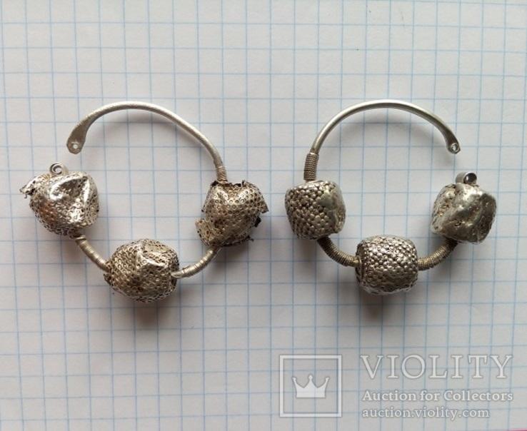 Срібні колти КР, фото №10