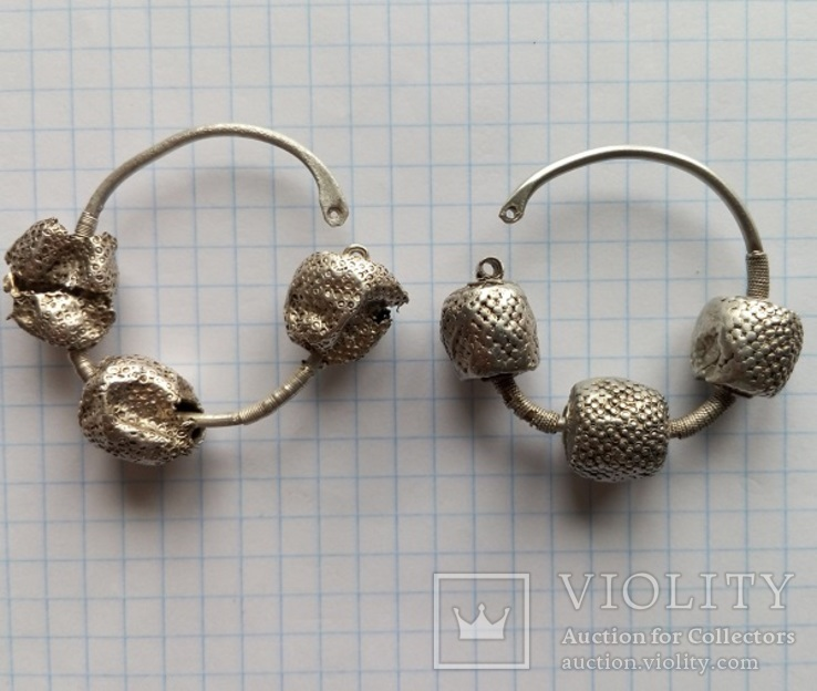 Срібні колти КР, фото №11