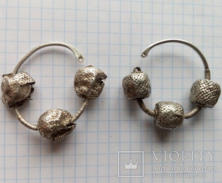 Срібні колти КР, фото №12