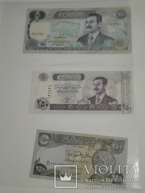 Ирак. Саддам Хусейн. 6 копюр., фото №5